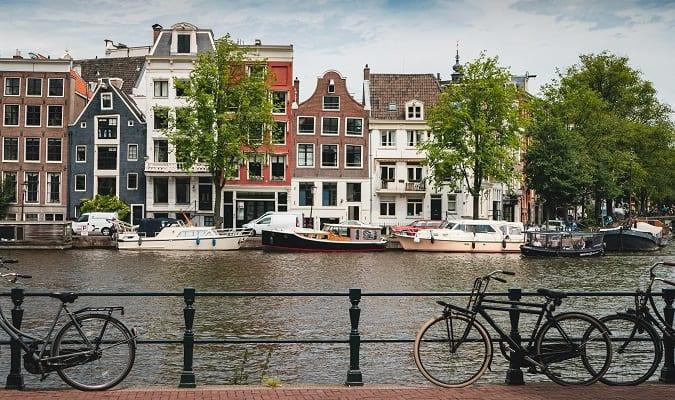 Preços de Hotéis e Passagens Aéreas para Amsterdam em Agosto