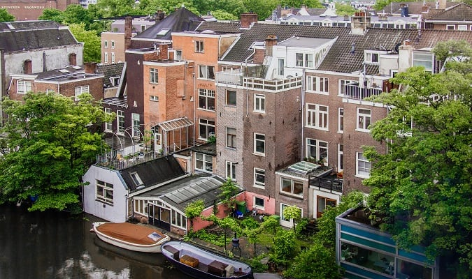 Preços de Hotéis e Passagens Aéreas para Amsterdam em Maio
