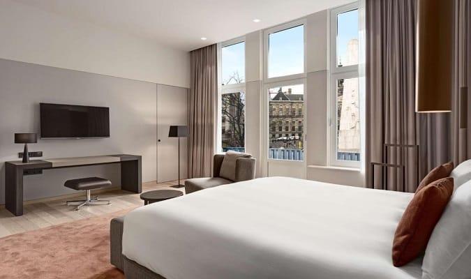Dicas de Hotéis para se Hospedar em Amsterdam em Março